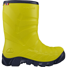 Viking Footwear Ultra 2.0 Boots Kinder lime/navy